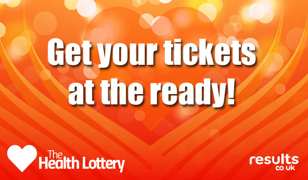 Health Lottery Results | Latest UK Health Lottery Results 2019